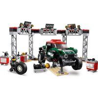 LEGO Speed Champions 75894 1967 Mini Cooper S Rally a 2018 MINI Jo 3