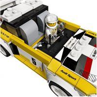 LEGO® Speed Champions 1985 Audi Sport quattro S1 5