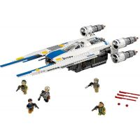 Lego Star Wars 75155 Stíhačka U-wing Povstalců 2
