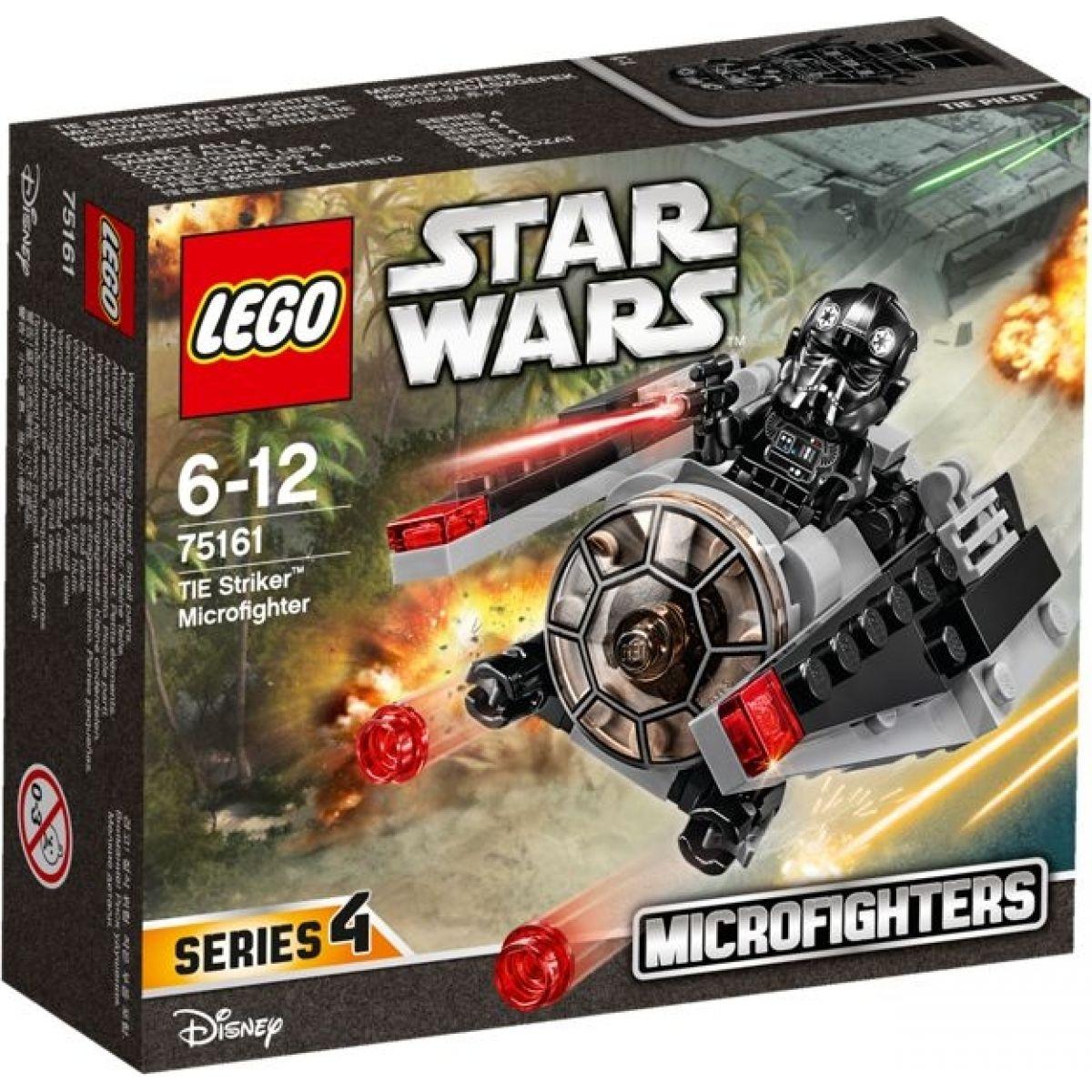 LEGO Star Wars 75161 Mikrostíhačka TIE Strike