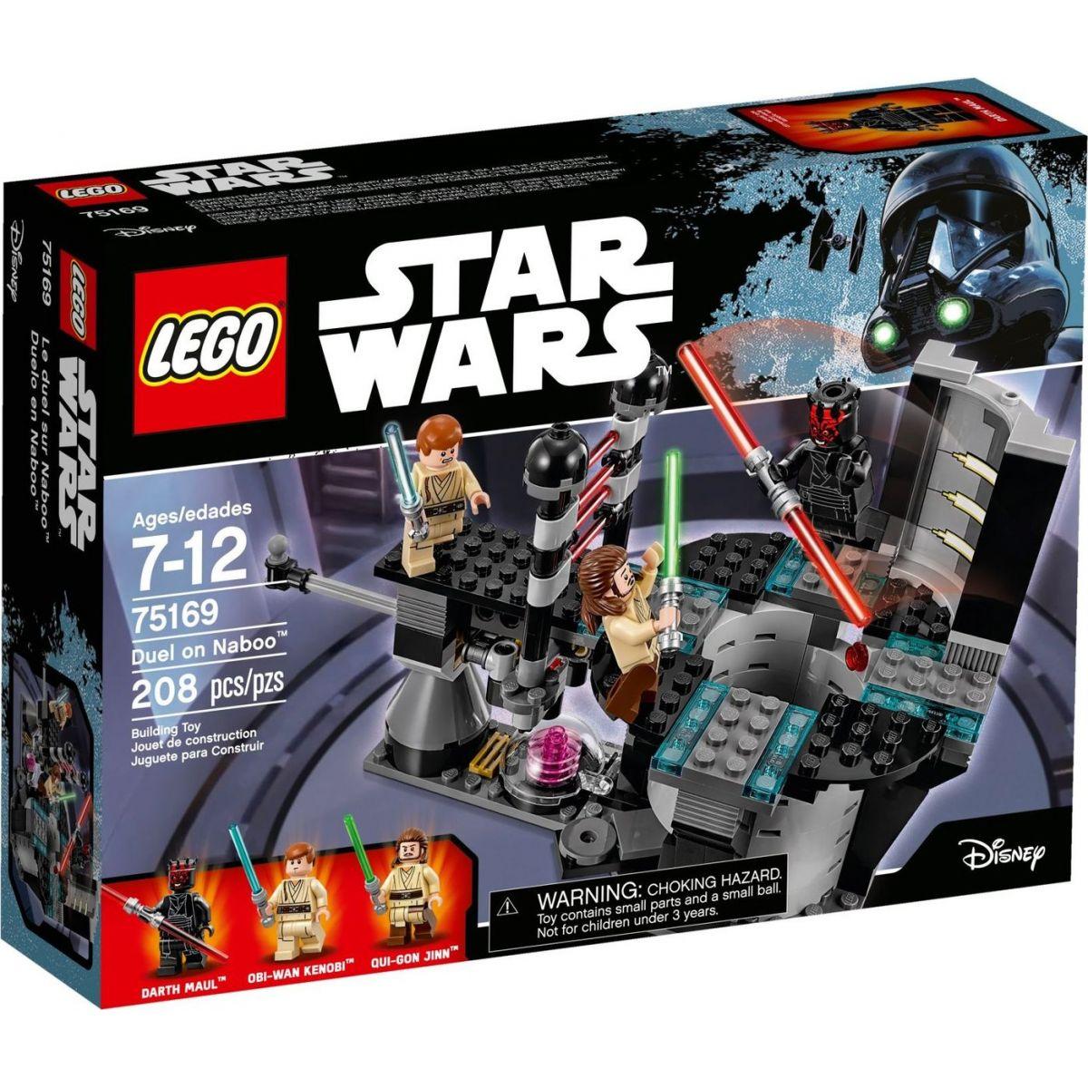 LEGO Star Wars 75169 Súboj na Naboo