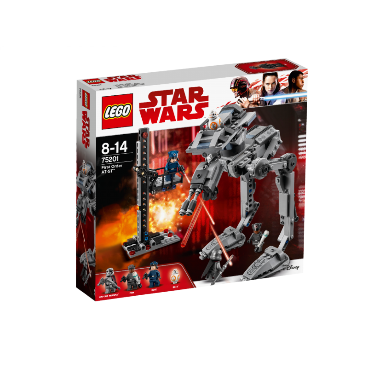 LEGO Star Wars 75201 AT-ST™ Prvého rádu