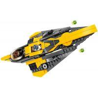 LEGO Star Wars 75214 Anakinov jediský Starfighter™ 3
