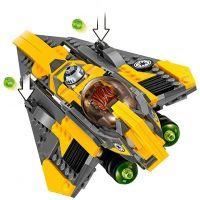 LEGO Star Wars 75214 Anakinov jediský Starfighter™ 4