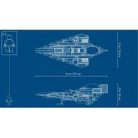 LEGO Star Wars 75214 Anakinov jediský Starfighter™ 5