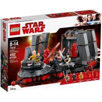 LEGO Star Wars 75216 Snokeova trónna sieň