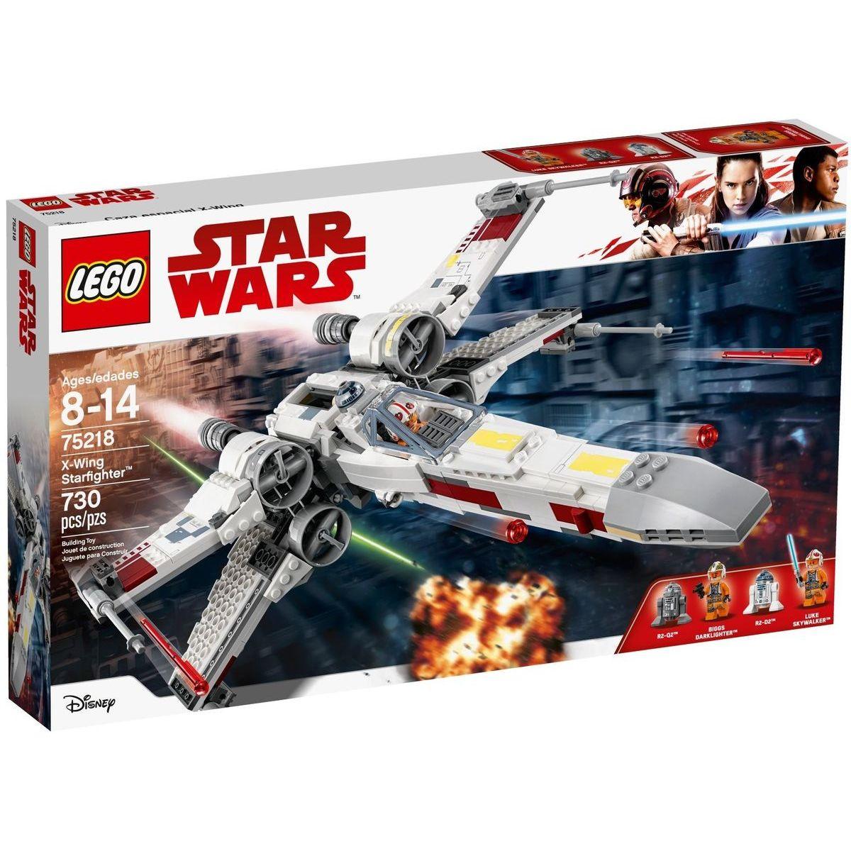 LEGO Star Wars 75218 X-Wing Hviezda stíhačka