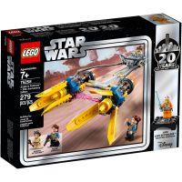 LEGO Star Wars 75258 Anakinov klzák – edícia k 20. výročiu 3