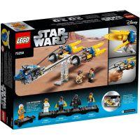 LEGO Star Wars 75258 Anakinov klzák – edícia k 20. výročiu 4