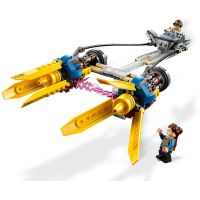 LEGO Star Wars 75258 Anakinov klzák – edícia k 20. výročiu