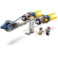 LEGO Star Wars 75258 Anakinov klzák – edícia k 20. výročiu 2
