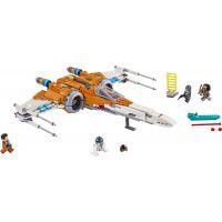 LEGO Star Wars 75273 Stíhačka X-wing Poea Damerona