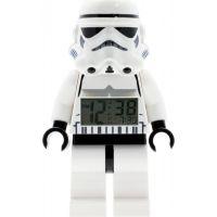 LEGO Star Wars Stormtrooper Hodiny s budíkom
