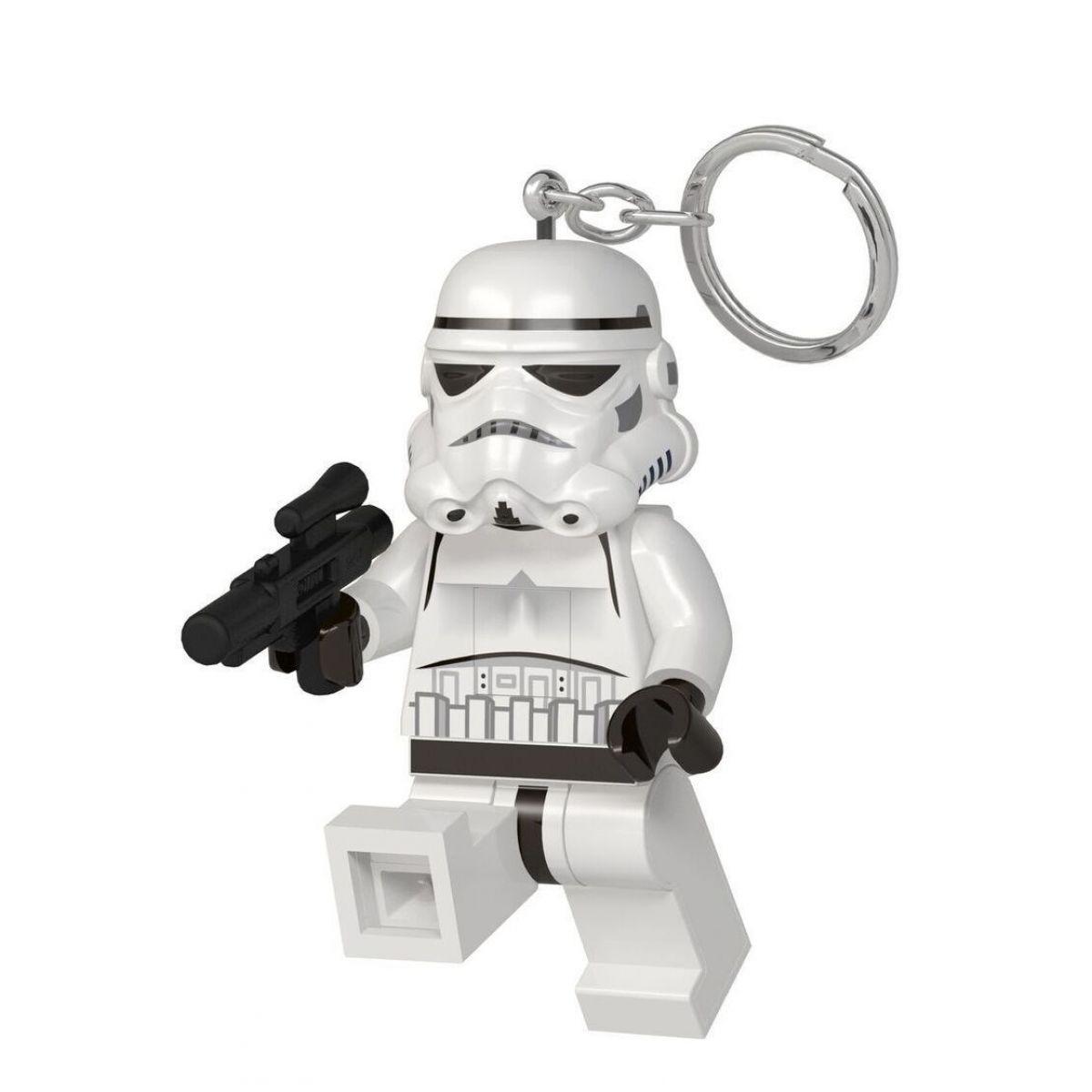 LEGO Star Wars Stormtrooper s blastrom svietiaca figúrka