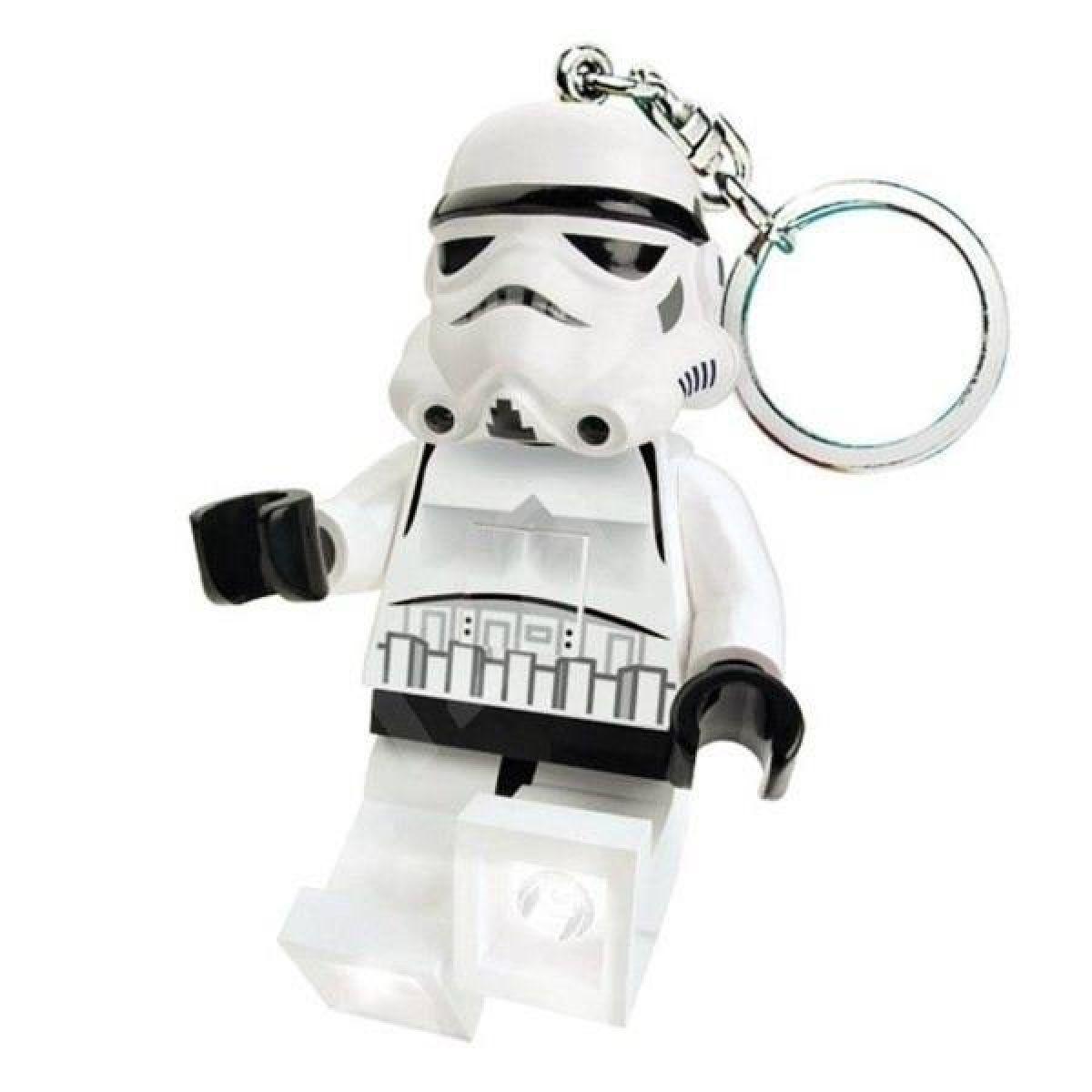 Lego Star Wars First Order Stormtrooper svietiaca figúrka