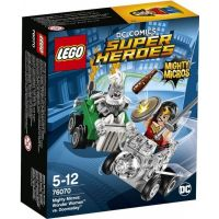 LEGO Super Heroes 76070 Mighty Micros: Wonder Woman vs- Doomsday