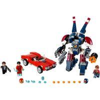 LEGO Super Heroes 76077 Iron Man: Robot z detroitských oceliarní 2