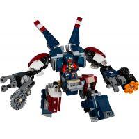 LEGO Super Heroes 76077 Iron Man: Robot z detroitských oceliarní 4