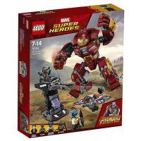 LEGO Super Heroes 76104 Stretnutie s Hulkbusterom