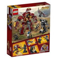 LEGO Super Heroes 76104 Stretnutie s Hulkbusterom 2