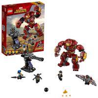 LEGO Super Heroes 76104 Stretnutie s Hulkbusterom 3