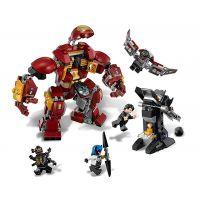 LEGO Super Heroes 76104 Stretnutie s Hulkbusterom 5