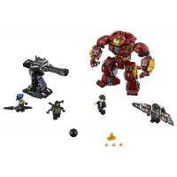 LEGO Super Heroes 76104 Stretnutie s Hulkbusterom 6