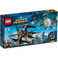 LEGO Super Heroes 76111 Batman™ Zničenie Brother Eye™
