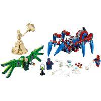 LEGO Super Heroes 76114 Spider-Man a jeho Pavúkolez