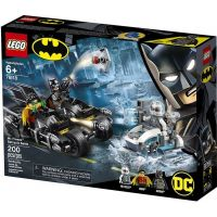 LEGO Super Heroes 76118 Mr. Freeze™ vs. Batman na Batmotorke™