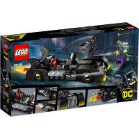 LEGO Super Heroes 76119 Batmobile ™: prenasledovanie Jokera 5