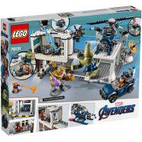 Lego Super Heroes 7613 Boj o základňu Avengerov 2