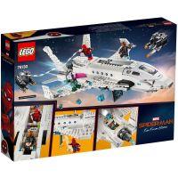LEGO Super Heroes 76130 Stíhačka Tonyho Starka a útok dronov 2
