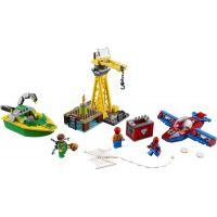 LEGO Super Heroes 76134 Spider-Man: Doc Ock a krádež diamantov 2