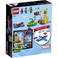LEGO Super Heroes 76134 Spider-Man: Doc Ock a krádež diamantov 6