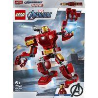 LEGO Super Heroes 76140 Iron Manov robot