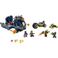 LEGO Super Heroes 76143 Avengers: Boj o nákladiak