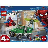 LEGO Super Heroes 76147 Vulture a prepadnutie kamiónu