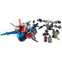 LEGO Super Heroes 76150 Spiderjet vs. Venomov robot