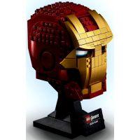 LEGO® Super Heroes 76165 Iron Manova helma 3
