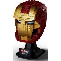 LEGO® Super Heroes 76165 Iron Manova helma 4