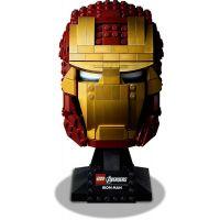 LEGO® Super Heroes 76165 Iron Manova helma 5