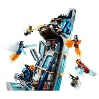 LEGO Super Heroes 76166 Boj vo veži Avengerov 4