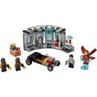 LEGO Super Heroes 76167 Zbrojnica Iron Mana 2