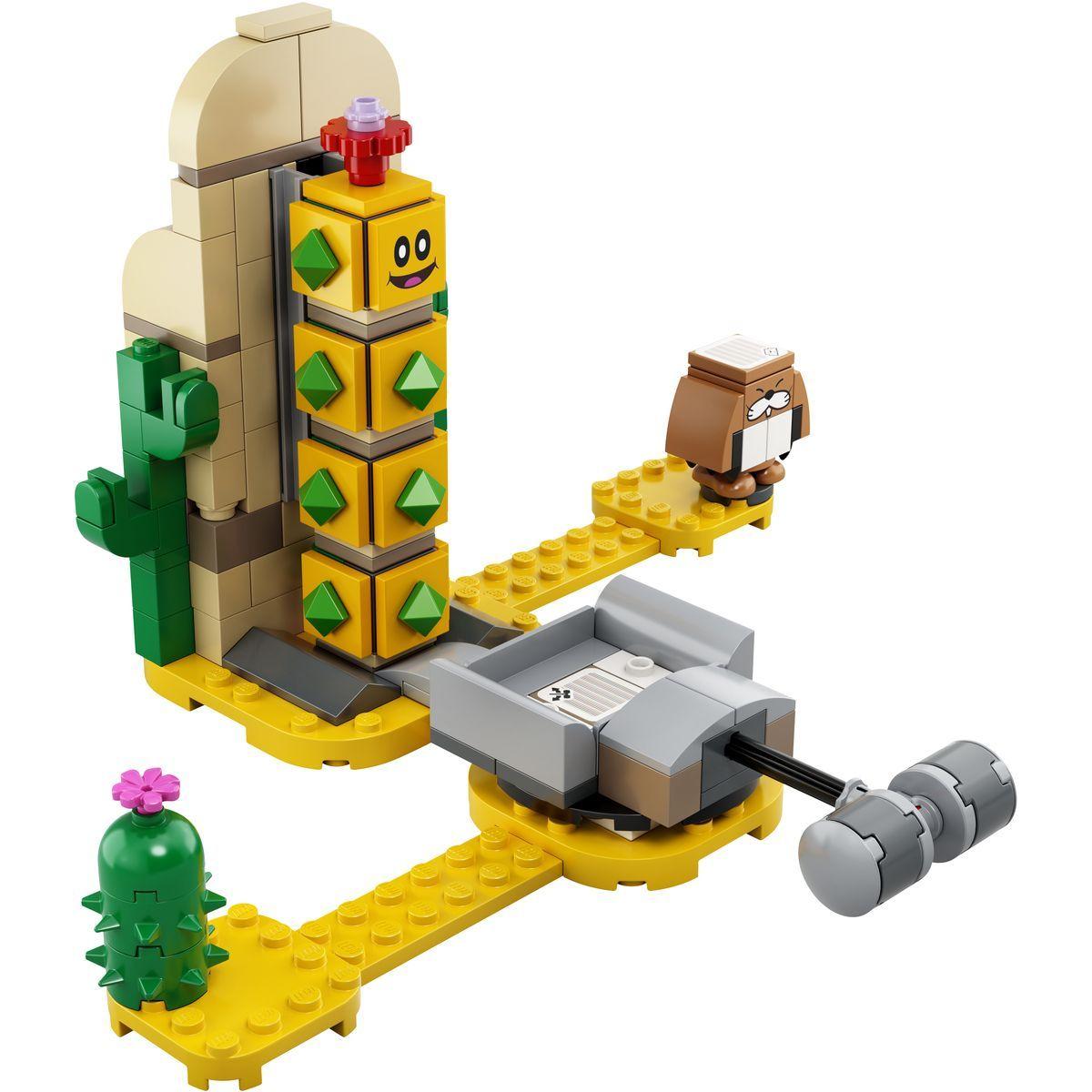 LEGO Super Mario 71363 Púštny Pokey rozširujúci set