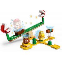 LEGO Super Mario 71365 Pretekárska dráha s piraňami rozširujúci set