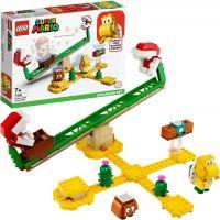 LEGO® Super Mario™ 71365 Pretekárska dráha s piraňami rozširujúci set