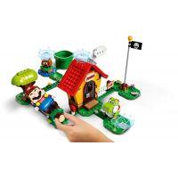 LEGO Super Mario 71367 Mariov dom a Yoshi rozširujúci set