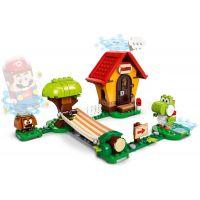 LEGO® Super Mario™ 71367 Mariov dom a Yoshi rozširujúci set 4