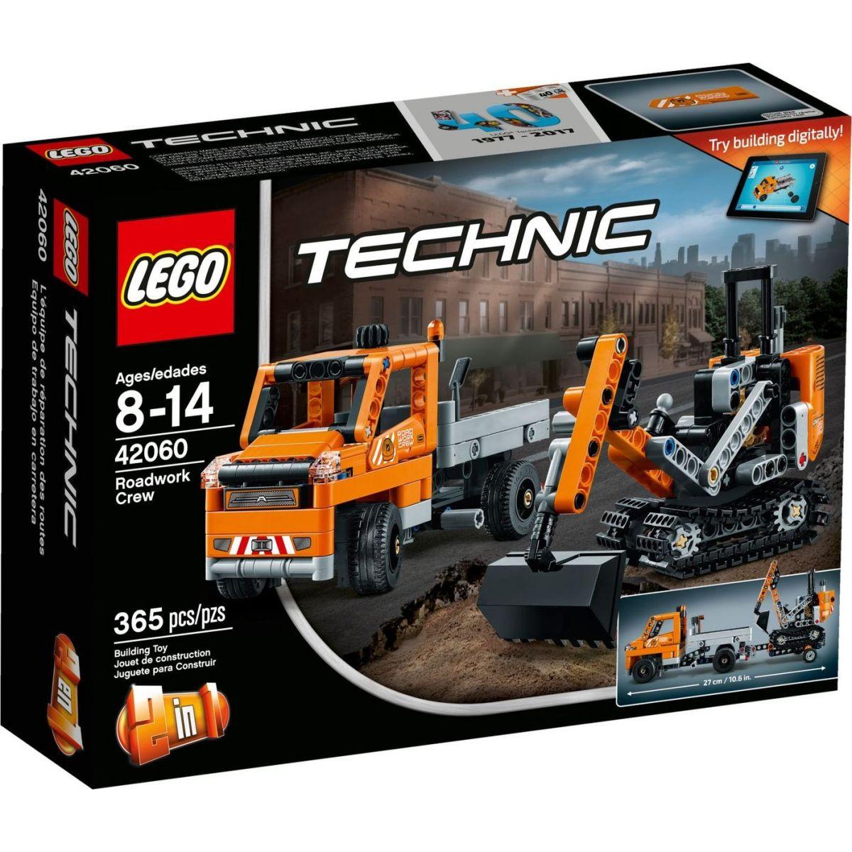 LEGO Technic 42060 Cestári
